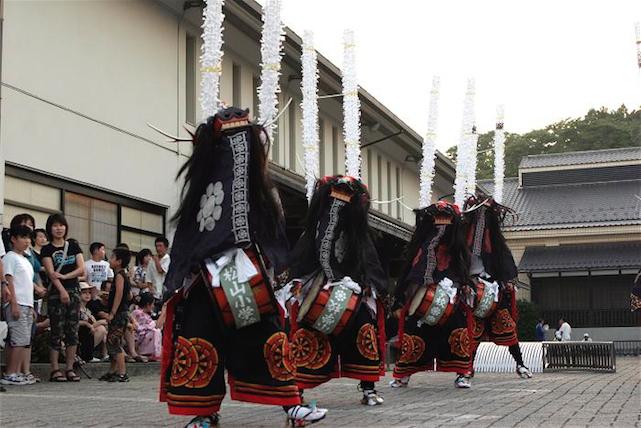 04 松山金津流獅子躍 [2007.8]